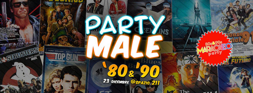 partymale